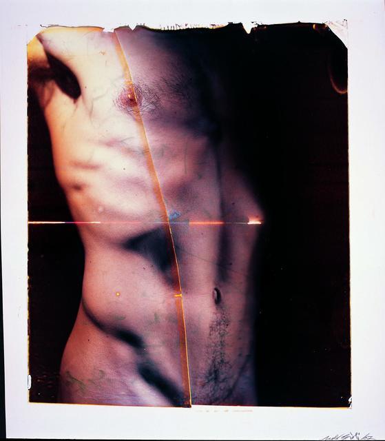 Paolo Gioli, 'Sebastiano', 2011, 56th Venice Biennale