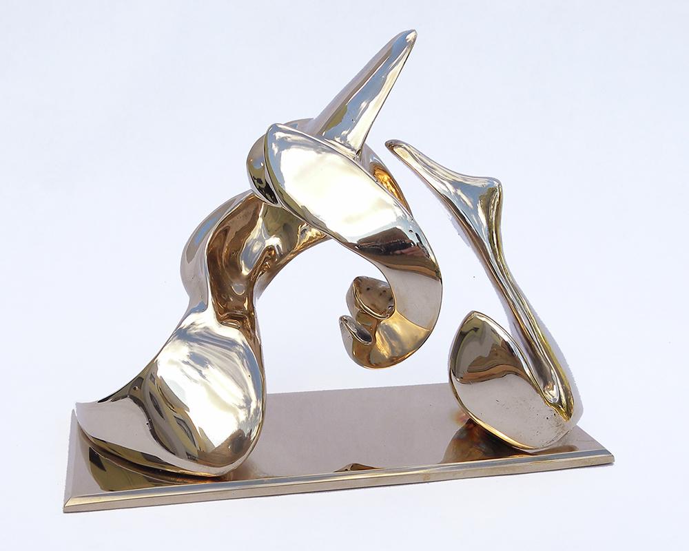 Little Kiss II, polished