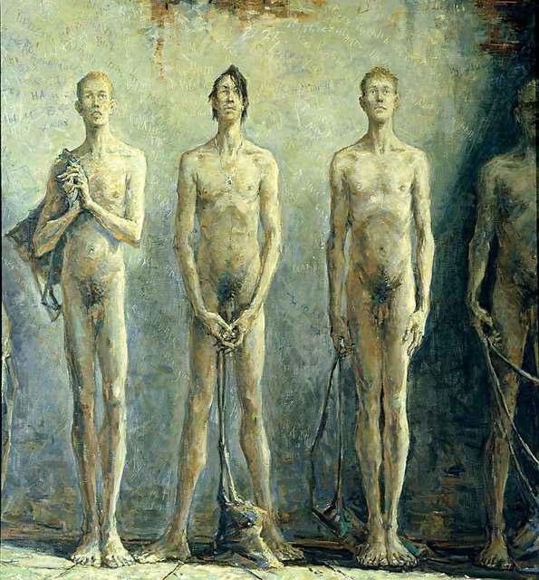 , 'The Three Boys,' 1999, Catto Gallery