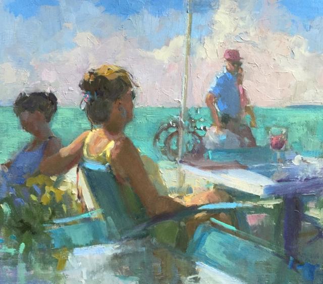 Nancy Tankersley, 'Essence of Key West', ca. 2018, Gildea Gallery