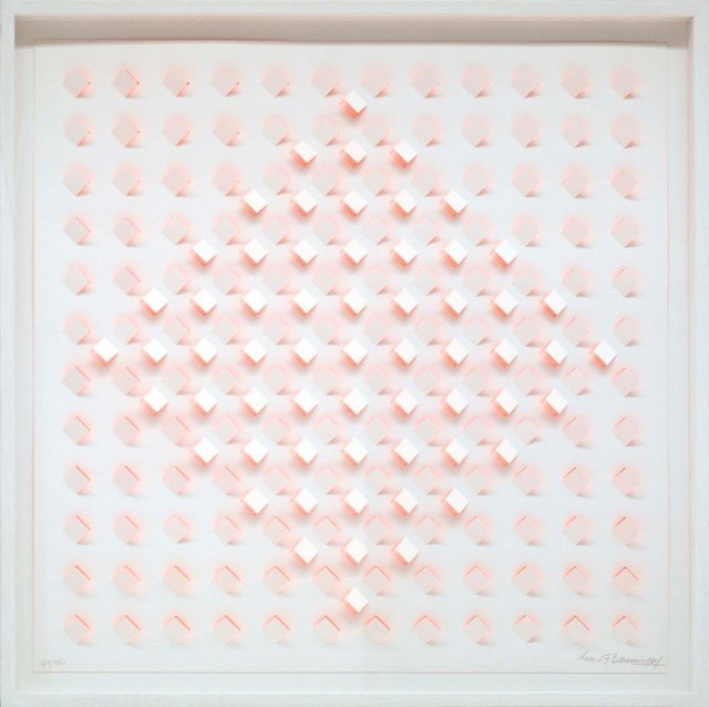 , 'S/T 1 - Naranja,' 2013, Polígrafa Obra Gráfica