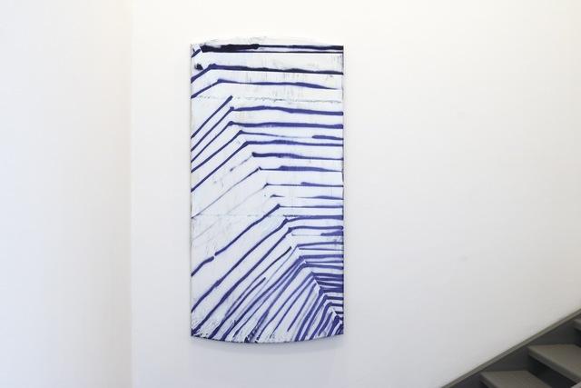 , '(Blue Lines) Niagara,' 2016, Resource Art