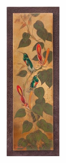 , 'Hummingbirds,' , Galerie Dumonteil