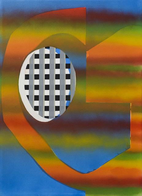 Péter Somody, 'G grid', 2016, Ani Molnár Gallery