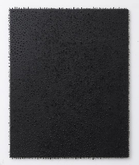 Lars Christensen, 'Black / Black #1', 2014, Anne Mosseri-Marlio Galerie