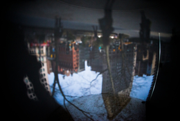 , 'Topsy-Turvy: A Camera Obscura Installation,' 2013, Madison Square Park