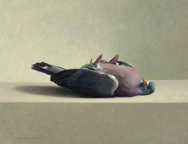 , 'The Pigeon,' 2002, Artvera's Art Gallery