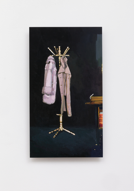 , 'Obscene: Untitled (Coat Rack),' 2013, Meliksetian | Briggs