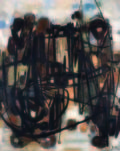 , 'Composition No.25-Automne,' 1959, Tina Keng Gallery