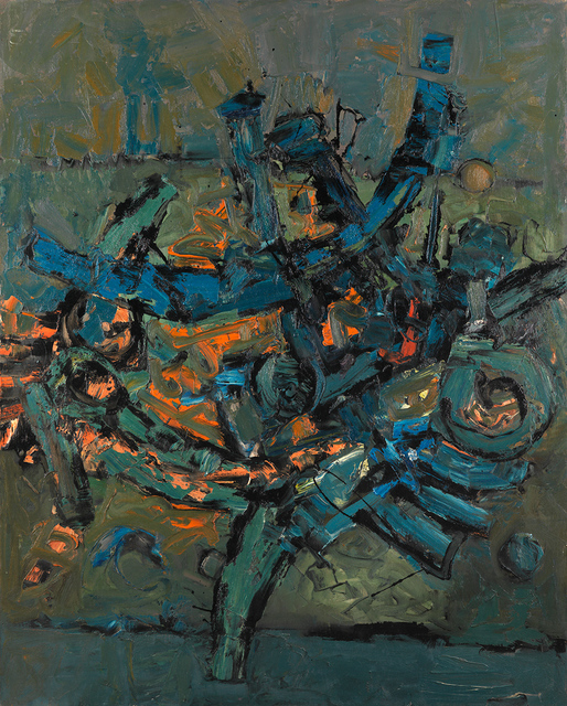 , 'Meeting Point,' 1963, Whitford Fine Art