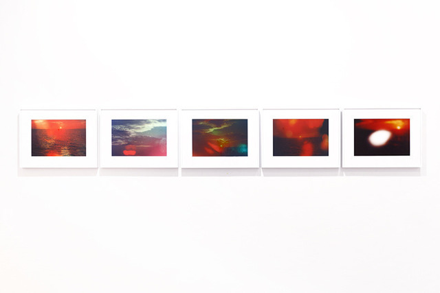 , 'Sunset Series: Set 4,' 2000-2012, Greene Naftali Gallery