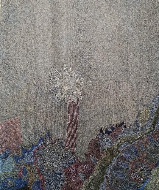 , 'Growing Bloom,' 2018, Puerta Roja