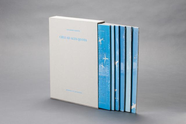 Alighiero Boetti, 'Cielo ad alta quota', 1993, and the editions