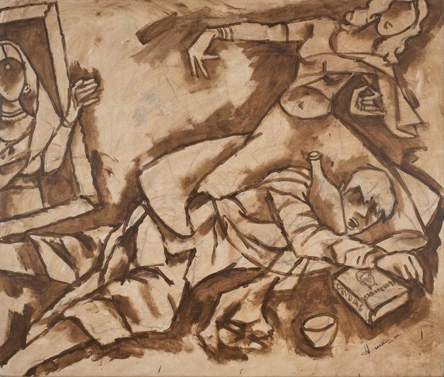 , 'Devdas,' 2002, Aicon Gallery
