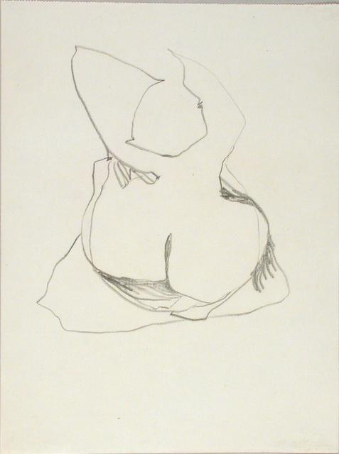 , 'Untitled,' 1959, Galerie Isabella Czarnowska