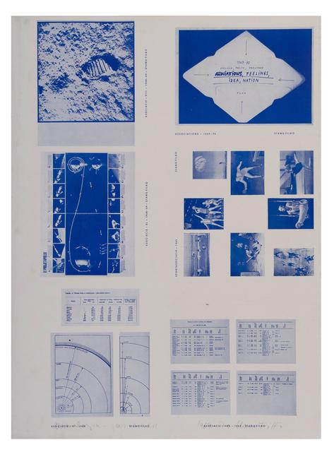 , 'Chronology - Associations,' 1968-1970, The Mayor Gallery