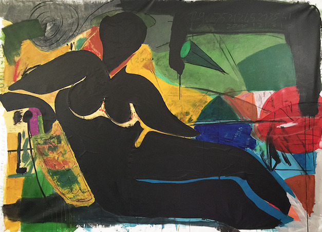 , 'Black Goddess,' , Urbane Art Gallery
