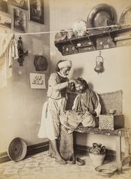Arab Barber