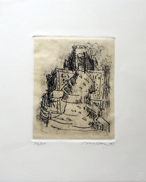 Peter Voulkos, 'untitled (two stacks)', 1997, San Francisco Cinematheque Benefit Auction