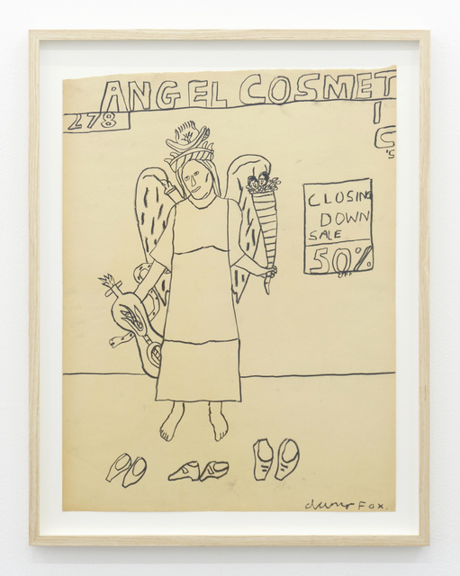 , 'Angel Cosmetic,' 2016, V1 Gallery
