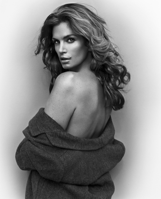 Vincent Peters, 'Cindy Crawford - Los Angeles', 2007, Photography, Archival Pigement Print, WILLAS contemporary