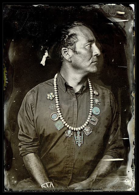 , 'William Wilson, Citizen of the Navajo Nation, Trans-Customary Diné Artist,' 2012, Portland Art Museum