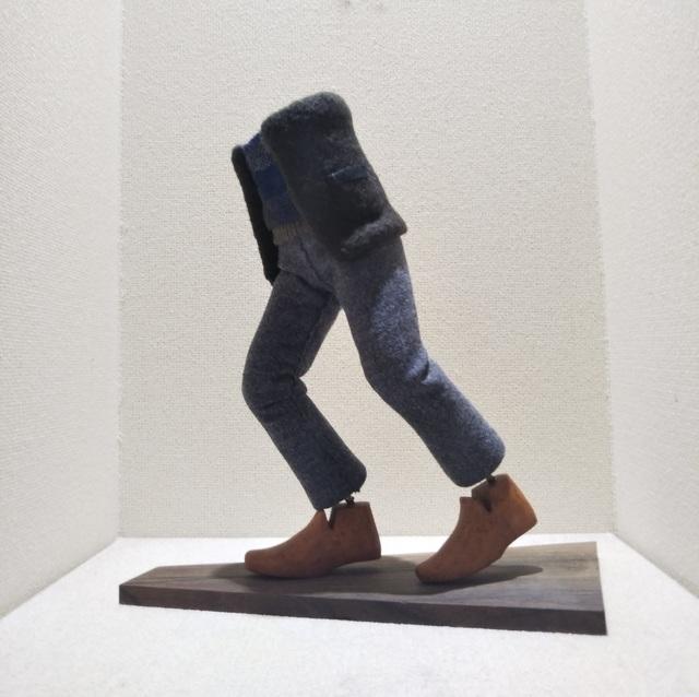 , 'VISITOR,' , SEIZAN Gallery