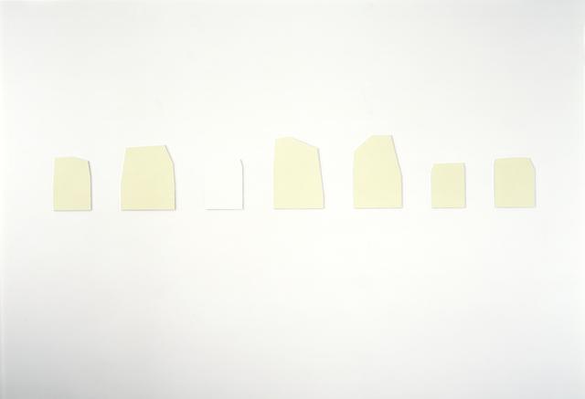 , 'Nummer 16B-22B,' 2012, Leeahn Gallery