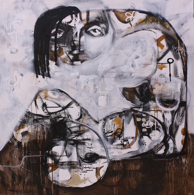 , 'She Loved A Good Story,' 2017, Corvidae Gallery