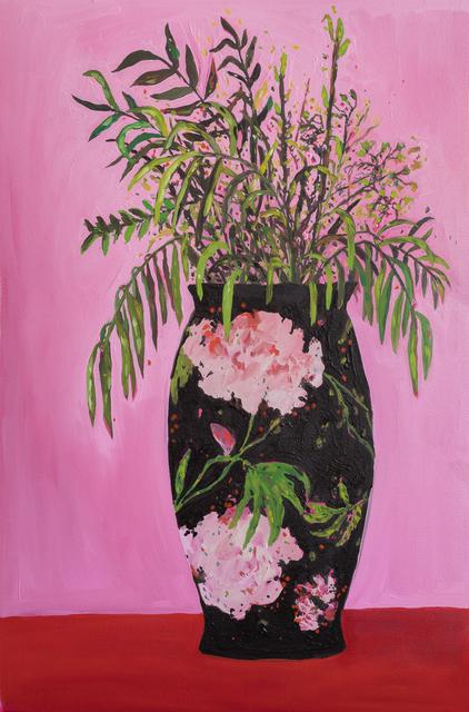 , 'Vase Fleuri,' 2018, Projet Pangée