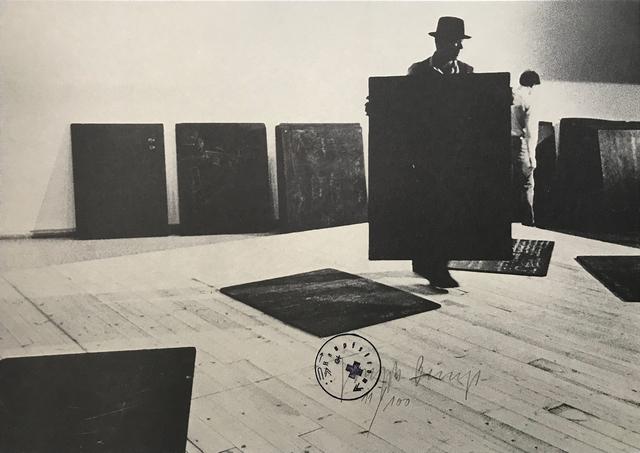 Joseph Beuys, 'Aufbau', 1977, MLTPL
