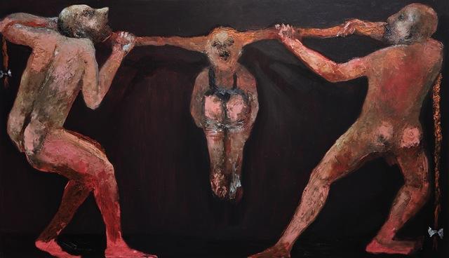 Niyaz Najafov, 'Pigtails', 2012, Gazelli Art House