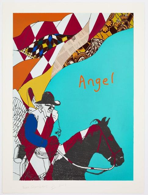 , 'Cowboy Angel I,' 2017, Alan Cristea Gallery