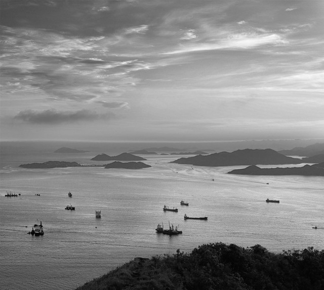 , 'The Western Approaches, Hong Kong,' 2011, Pékin Fine Arts