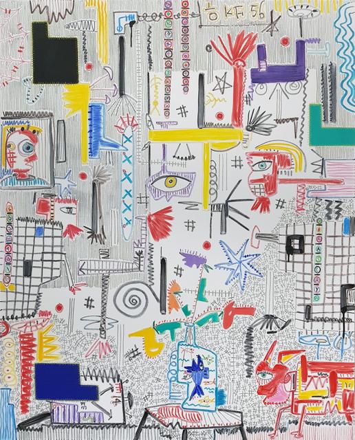Woolga Choi, 'White Series   Brooklyn 05', 2019, ART MORA