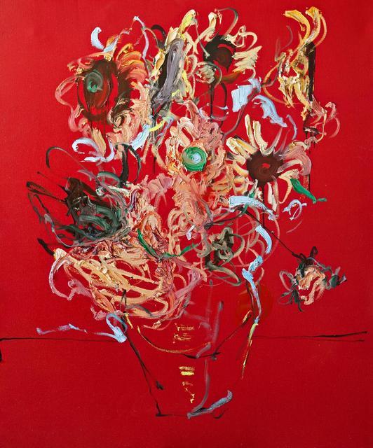 , 'Vincents Bouquet,' 2015, Lachenmann Art