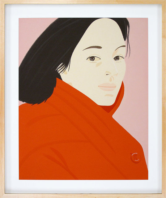 Alex Katz, 'Brisk Day', 1990, Acquisitions Of Fine Art