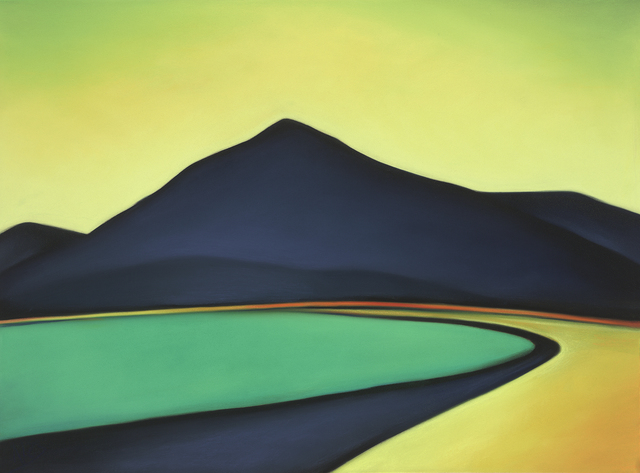 , 'El Chieflo Mountain Road Yellow Sky 19-02,' 2019, Ventana Fine Art