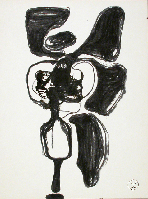 , 'Study of Form with Elements of Industrial Origin 4,' 1964, Galerie Isabella Czarnowska