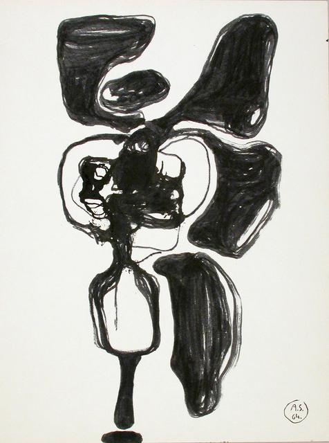 , 'Study of Form with Elements of Industrial Origin 4,' 1964, Galerie Isabella Czarnowska