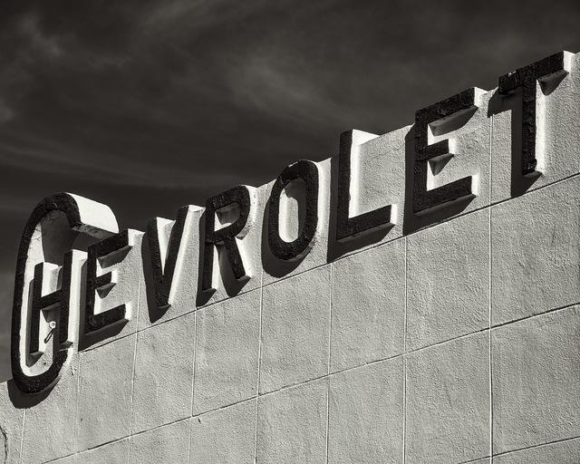, 'Chevrolet ,' 2015, Cynthia Corbett Gallery