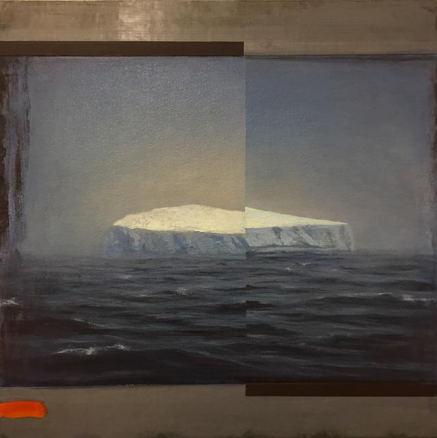 , 'Glitch; Iceberg,' 2016, Grenning Gallery