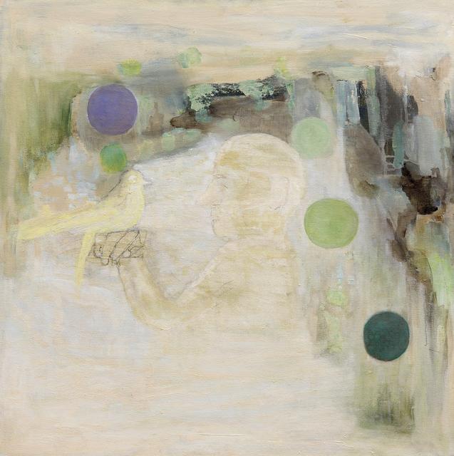 , 'Pausfågel,' 2017, Nancy Margolis Gallery
