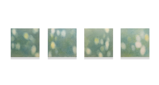 , 'The Color of the Sky Reflected on Water 1-4,' , Chicago Art Source