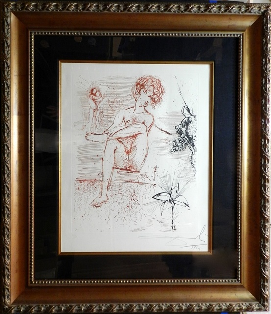 Salvador Dalí, 'The Mythology Narcissus', 1963, Fine Art Acquisitions