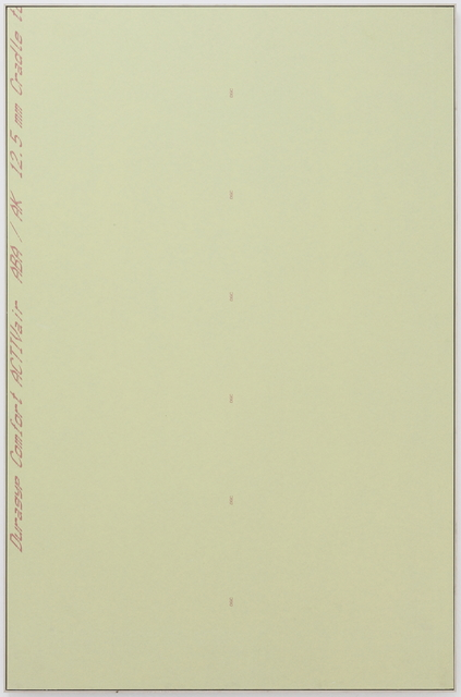 , 'Piero Bisello #3,' 2014, Museum Dhondt-Dhaenens