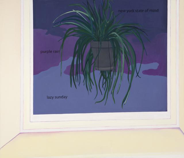 , 'Lazy Sunday,' 2016, Nancy Hoffman Gallery