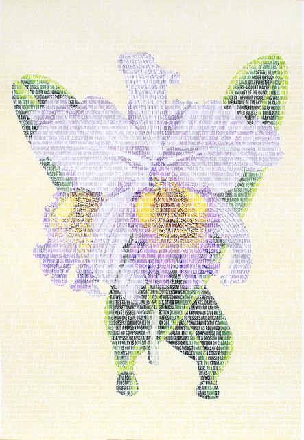 , 'Victoria Orchidaceae,' 2014, Y Gallery