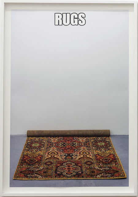 Cristina Garrido, '#RUGS', 2015, CURRO