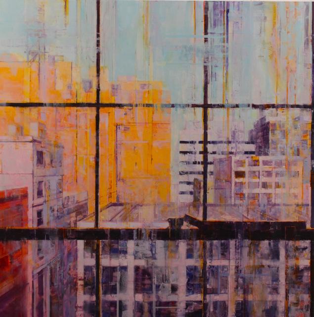 , 'Urban Grid IV,' 2015, J. Cacciola Gallery